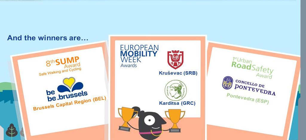 Visuel d'annonce des gagnants du SUMP Award