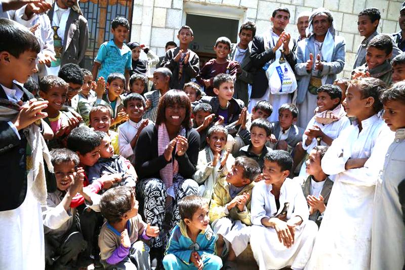 13. Famine Yemen
