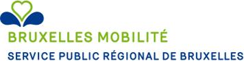 Logo de Bruxelles Mobilité en anglais