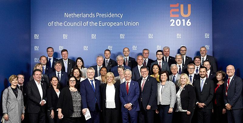 Le Pacte d'Amsterdam lance l'Agenda urbain européen