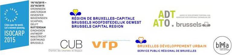 ISOCARP banner Brussels workshop