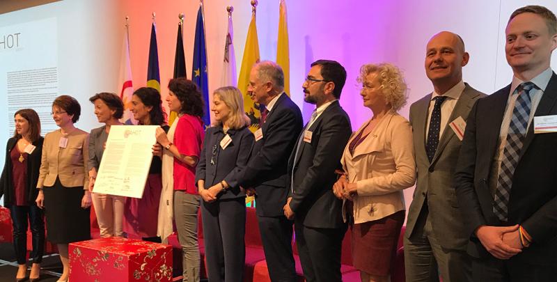 La Région de Bruxelles-Capitale a pris une part active au 5e Forum IDAHOT