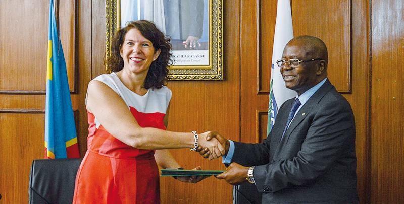 La Ville-Province de Kinshasa et la Région de Bruxelles-Capitale signent un nouvel accord de coopération