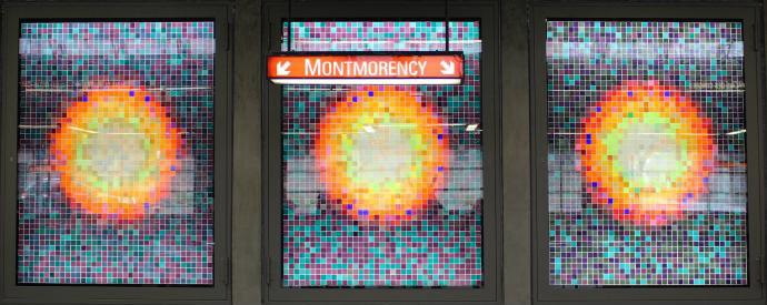 Montreal metro hosts artwork from Brussels – International