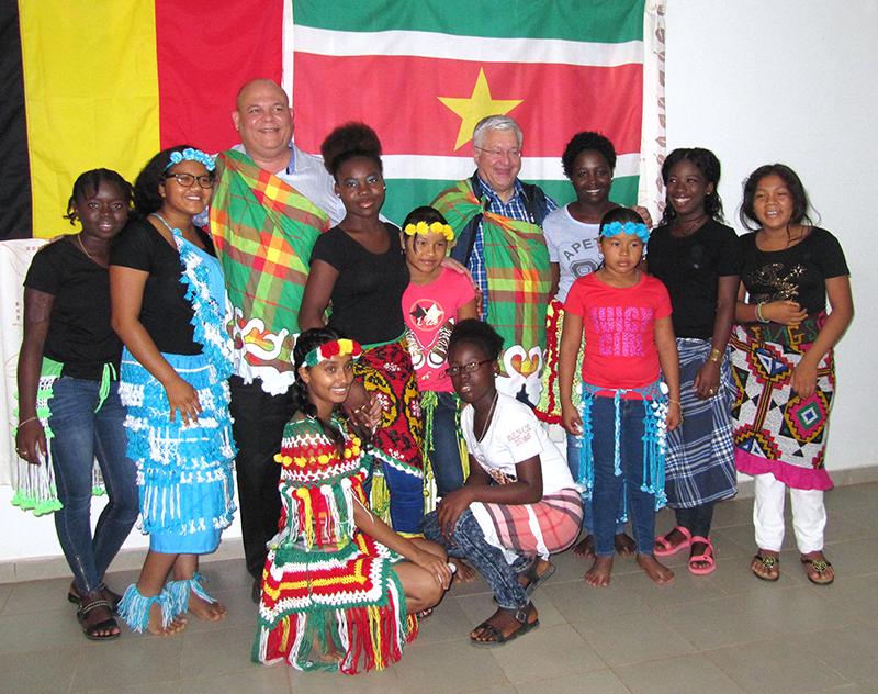 Suriname 1