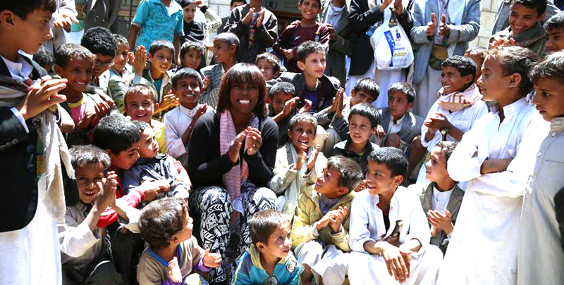 100.000 euros pour la lutte contre la famine en Afrique et au Yémen