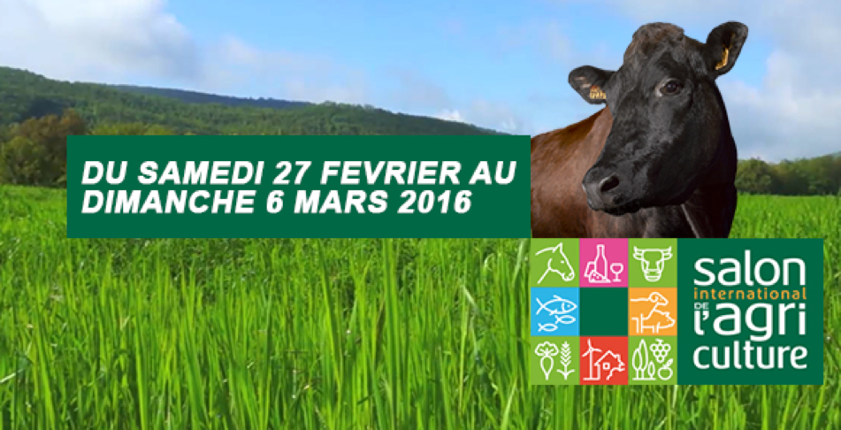 Two brussels ministers in le de france for the for Salon agriculture bruxelles