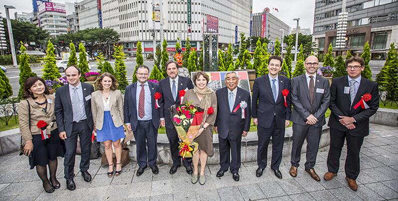 Les Brussels Days ont mis le cap sur le Japon