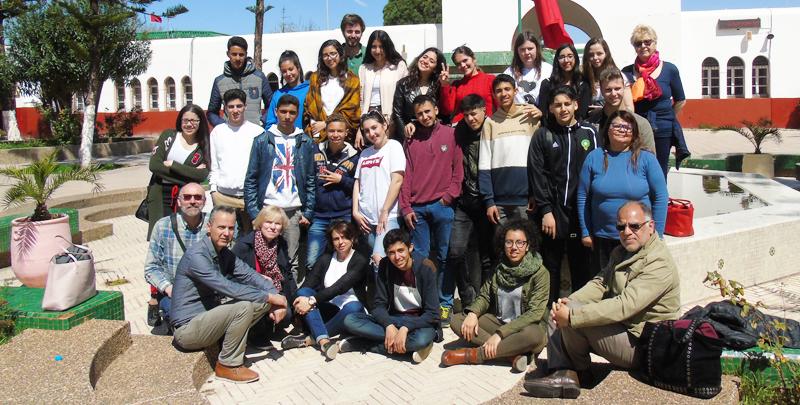 Un nouveau voyage de jeunes bruxellois au Maroc