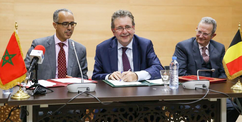 Constructive exchanges between the Brussels-Capital Region and the Region of Rabat-Salé-Kénitra in Morocco