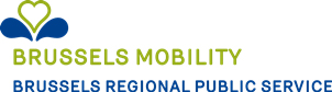 the Brussels Mobility logo in English