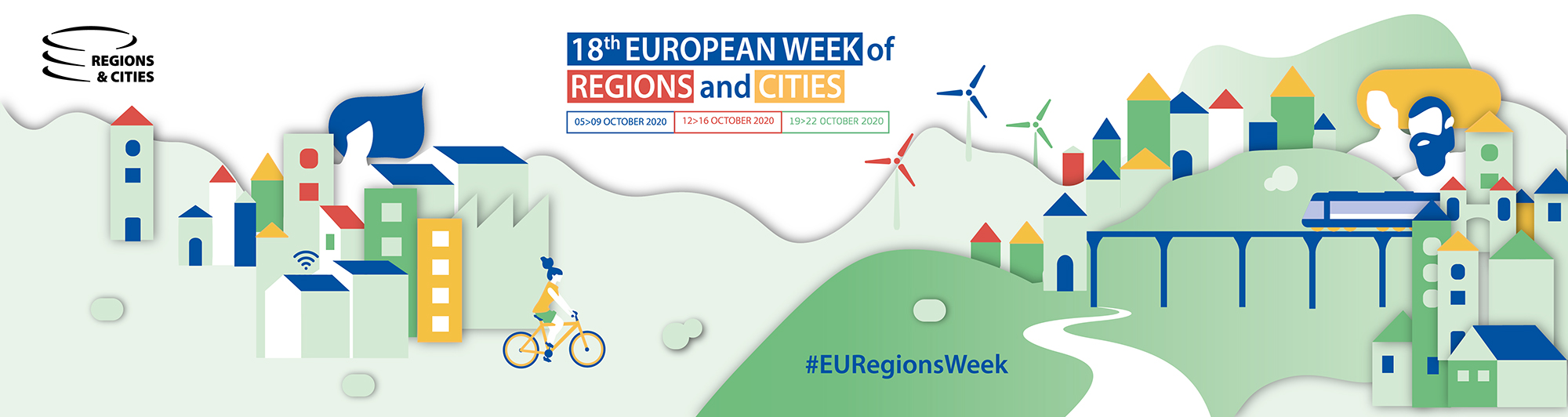 Announcement of the 18th European Week of Regions and Cities